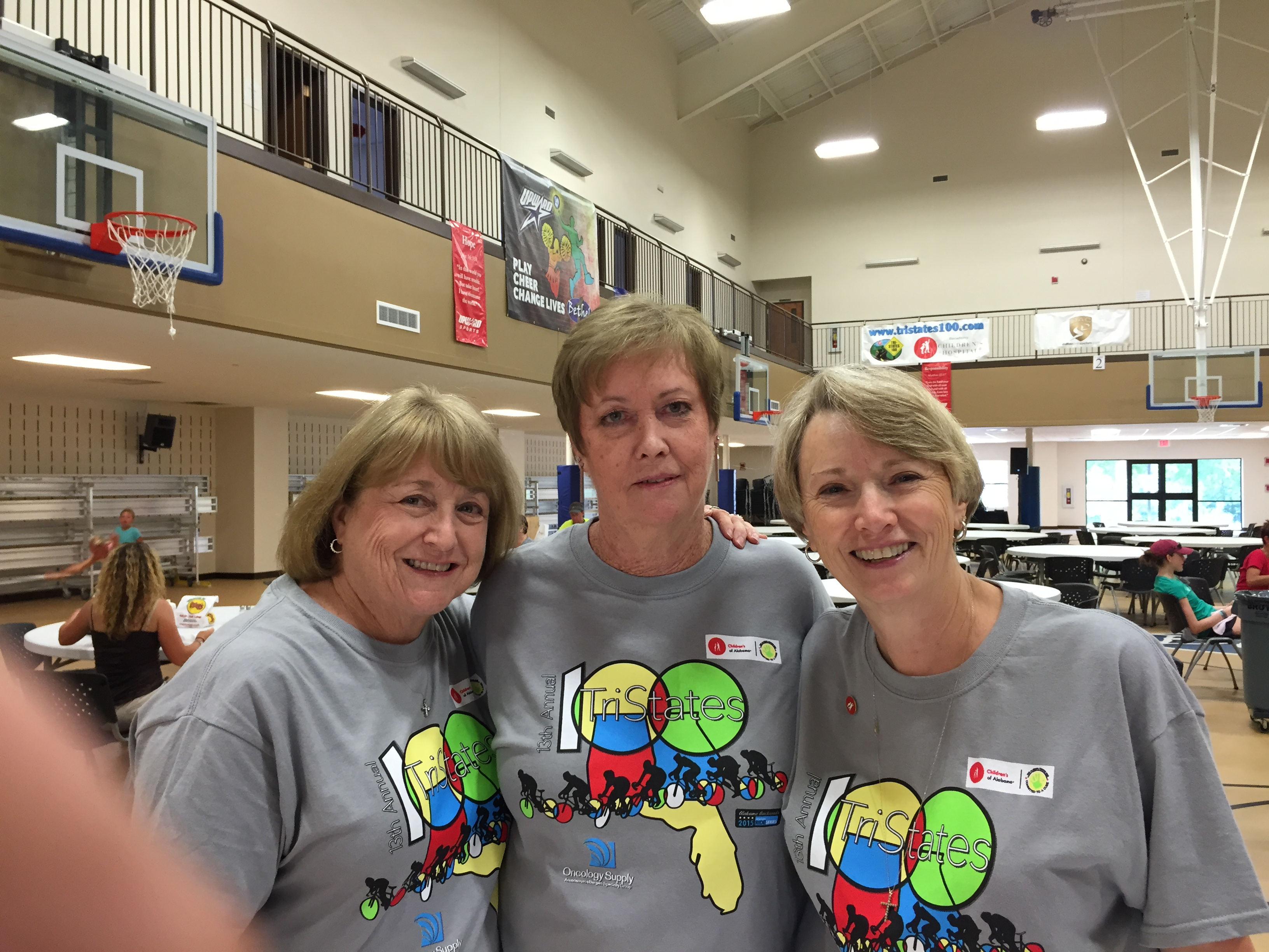 Tristates 100 2015-Friends, Family, and Fun