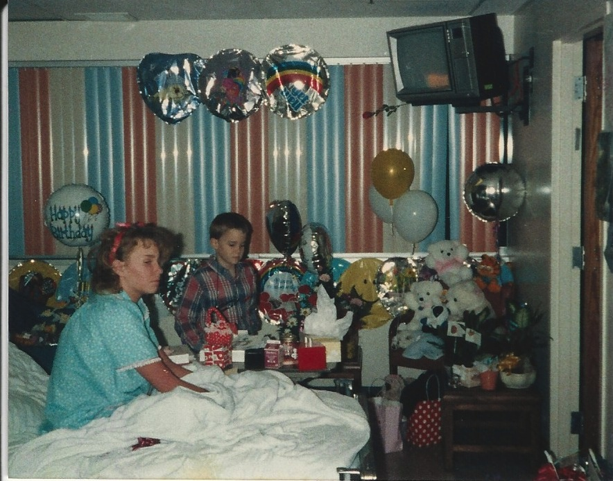 A stroll down memory lane 30 years ago…and how precious the memories!